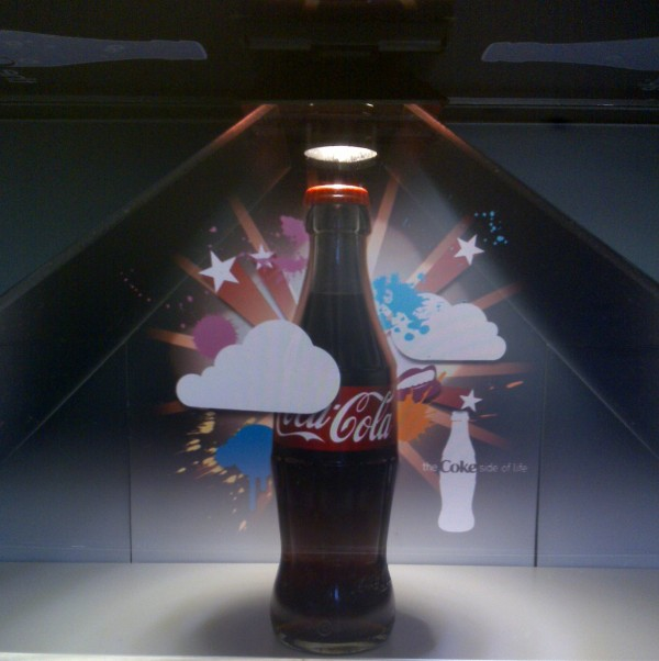 Dreamoc 3D Holographic Displays