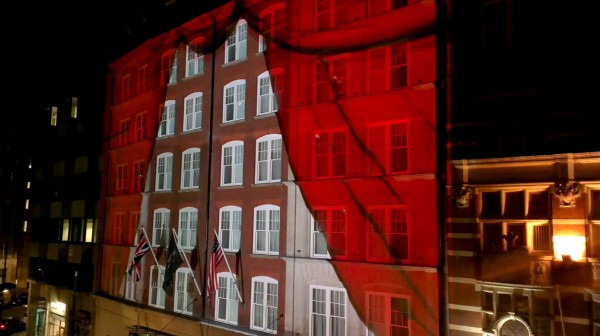 Image Projection / Building Mapping / Projection Mapping
