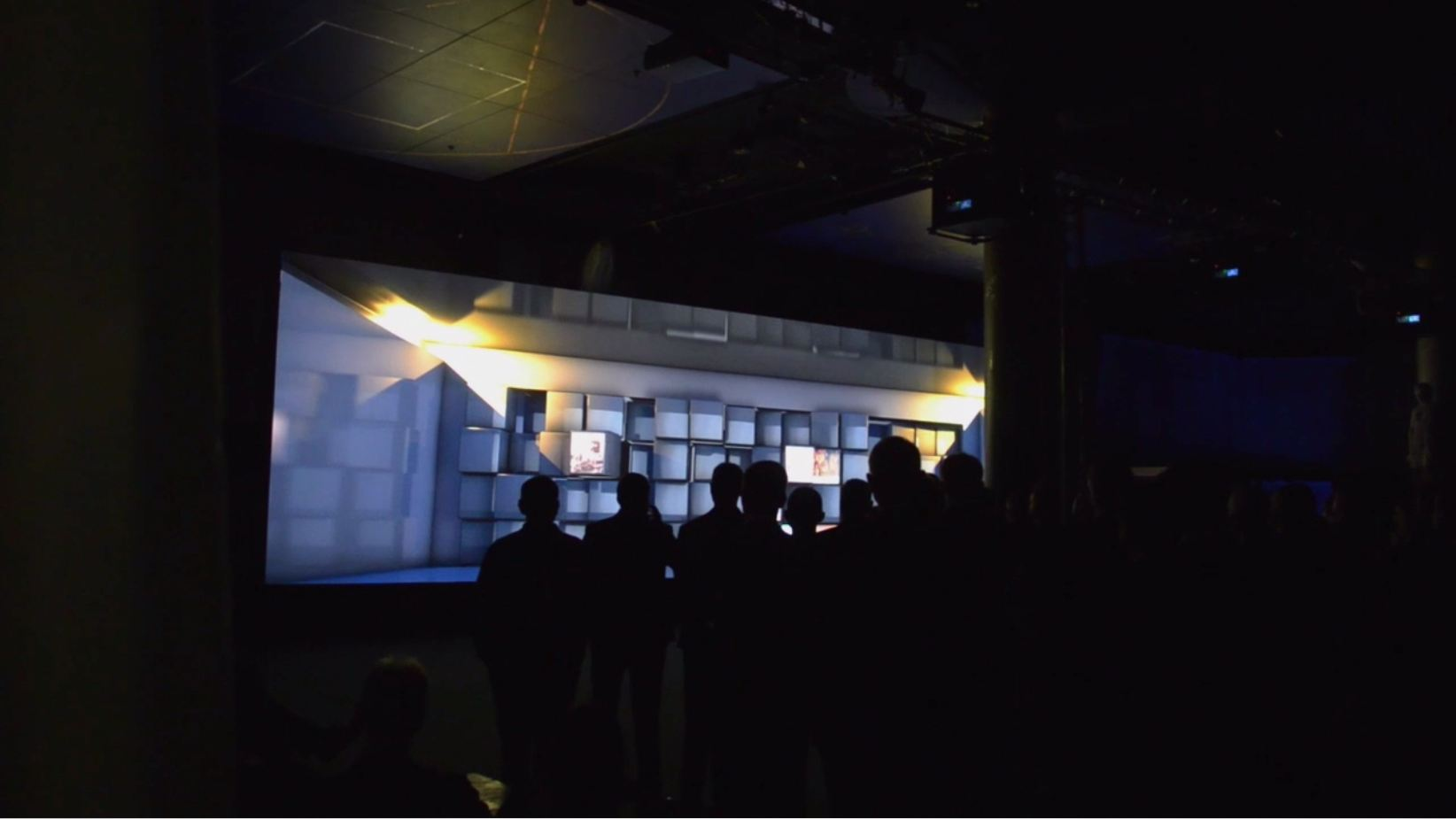 Esso-video-mapping-projection-mapping