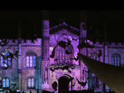 Video Mapping Corpus Christi